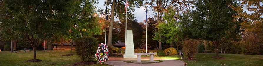 Brighton Township's U.S. Armed Forces Memorial